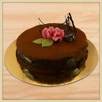 Chokladtårta (56%)